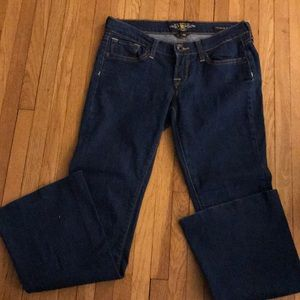 🍀Lucky Brand Charlie Flare size 0/25